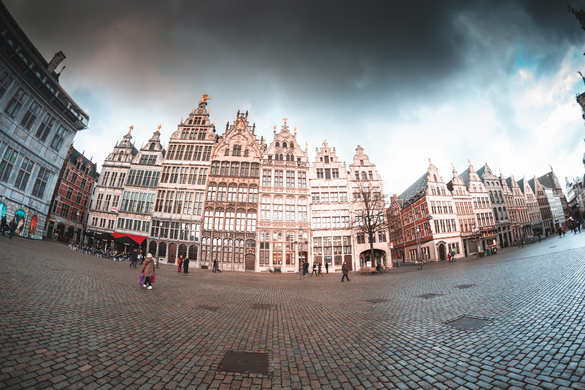 Anvers/ Antwerpen