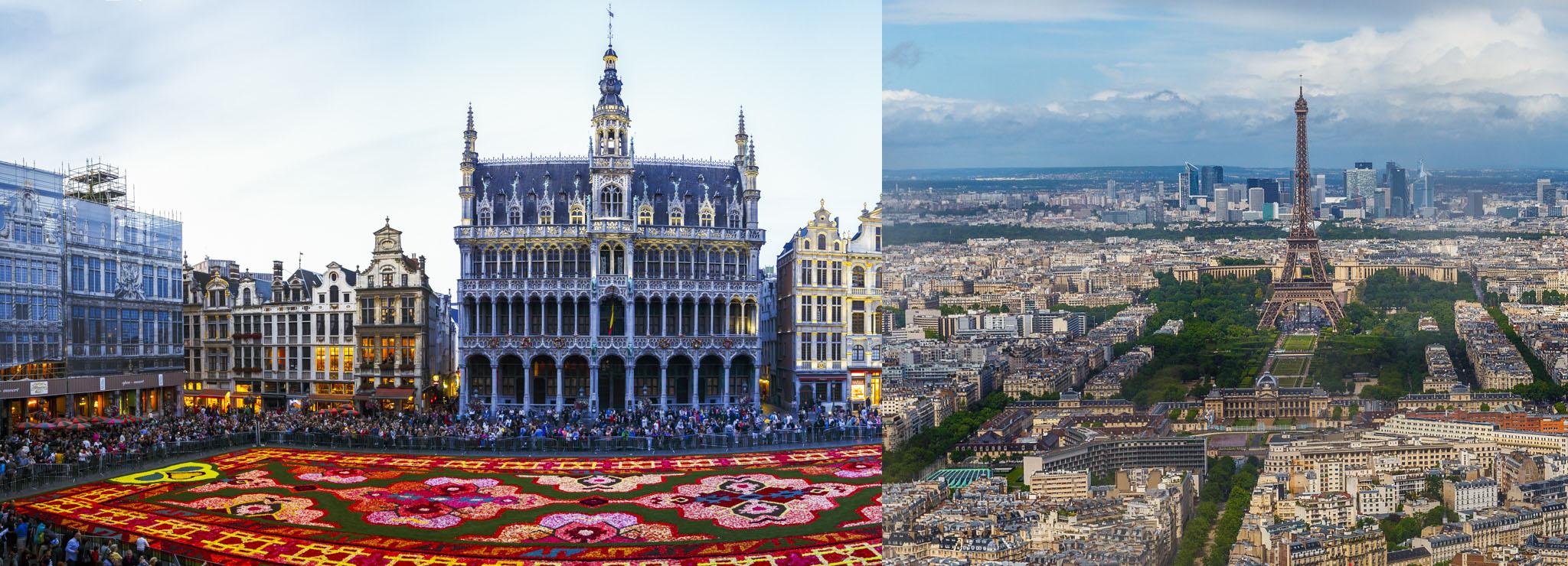 Différences entre la vie en Belgique et la vie en France