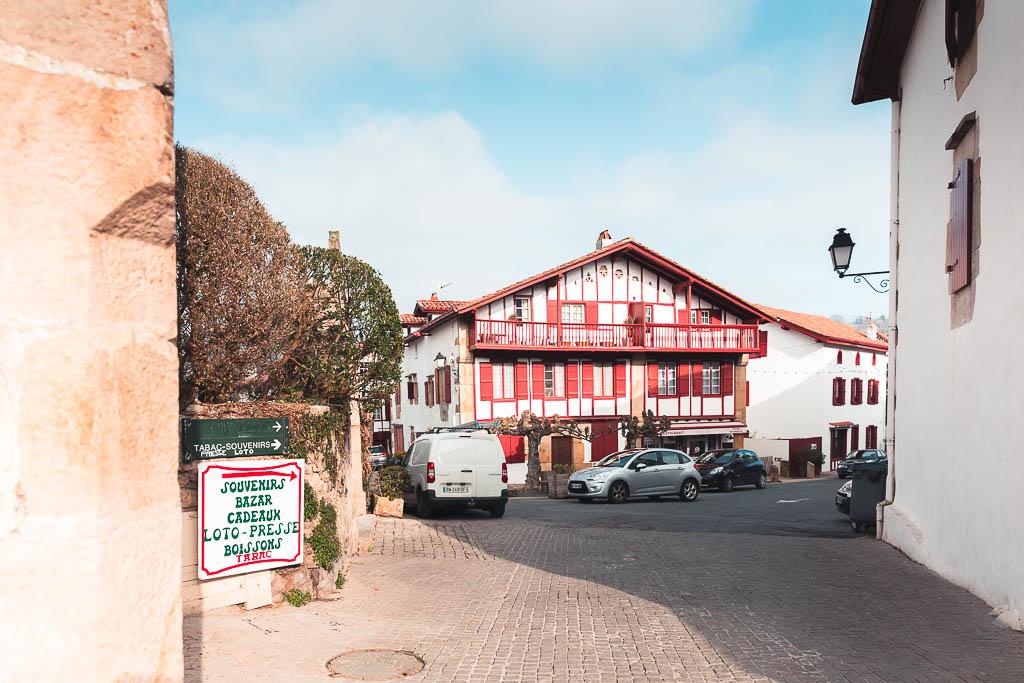 Villages du pays Basque