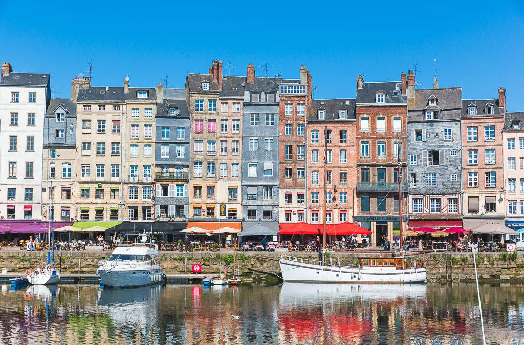 Honfleur-Deauville